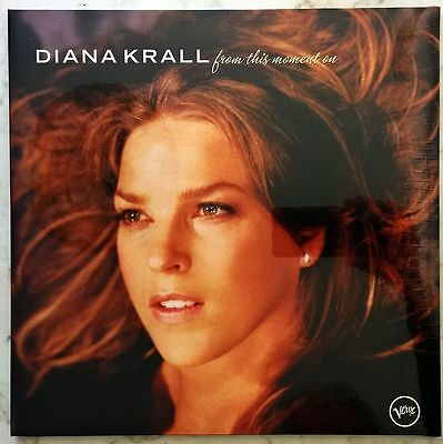 DIANA KRALL FROM THIS MOMENT ON 2LP 180g VERVE