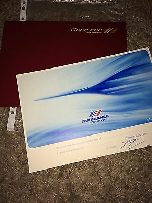 Air France Concorde - Collectables