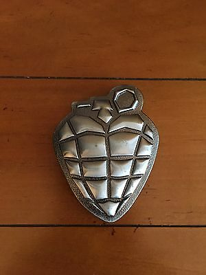 Grenade Belt Buckle By Reprise Records