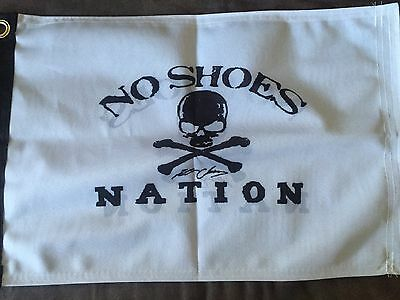 White Flag Pirate  No shoes nation  Kenny Chesney FANS  2 Sided