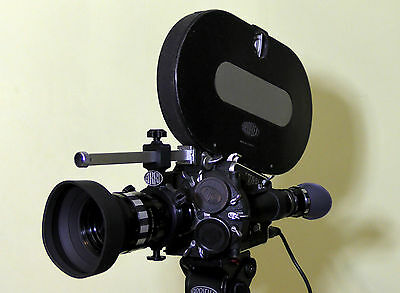 ARRIFLEX 16 M/B w/ CINEMASCOPE SYSTEM - FULL PACKAGE FILMING OUT OF THE BOX ARRI