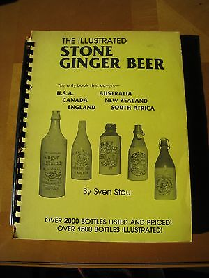 The Illustrated Stone Ginger Beer -Softcover - Sven Stau