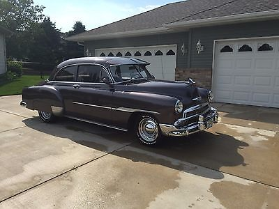 1951 Chevrolet Bel Air/150/210  1951 Chevrolet Resto Rod