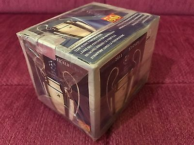 Panini Champions League 2011/2012 Display 50 Packs Stickers New OVP