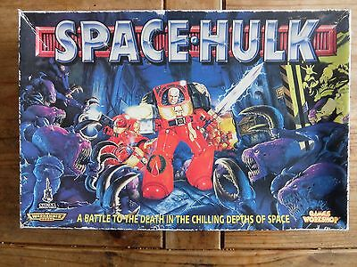 Games Workshop Space Hulk 2nd edition (1997) Good Condition