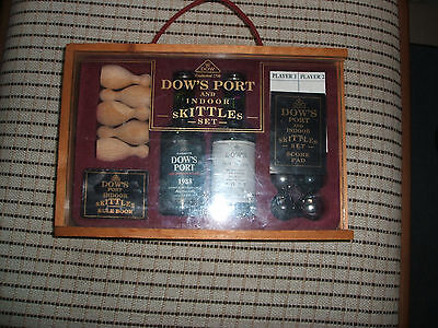 Dow`s Port and Indoor Skittles
