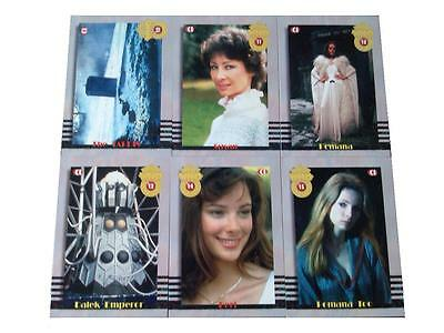 Doctor Who Series 3 Companions Premiere Card Set Cornerstone 1995