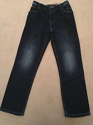 Boys Regular Jeans From Next Size 11yrs Plus