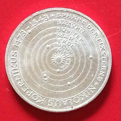 1973  Germany Silver 5 Mark Coin