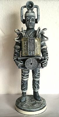 Robert Harrop Doctor Dr Who Monochrome Cyberman From The Tenth Planet1966