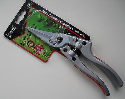 WILKINSON SWORD Silver RazorCut Comfort Pruning Scissors Snips 1111159W 20mm