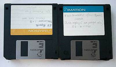 12  Imation 2HD 1.44MB Floppy Disks