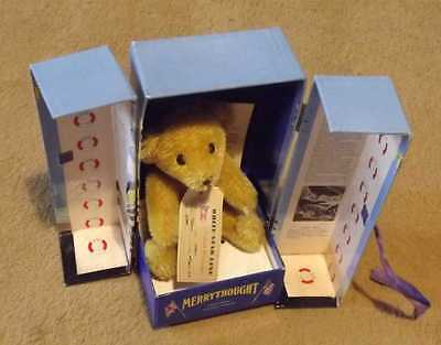 Merrythought Titanic teddy bear limited edition