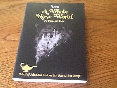 A Whole New World A Twisted Tale By Disney Book