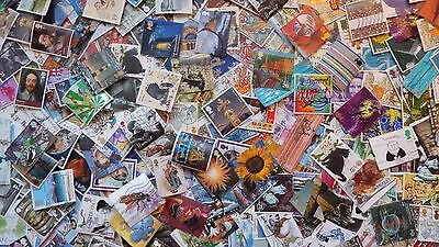 GB Collection of Commemoratives 35 grams  off paper Kiloware  Lot 16