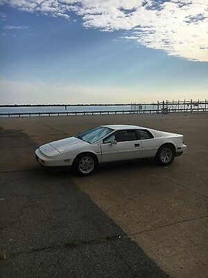 1988 Lotus Other  lotus esprit turbo