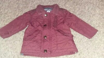 Next baby boys jacket age 9-12 months