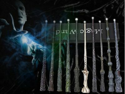 LED Harry Potter Hermione Granger Dumbledore Ron Sirius Voldemort Magic Wand UK