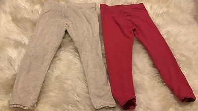 next girls leggings 3-4 Years Set Bundle Trousers Clothes