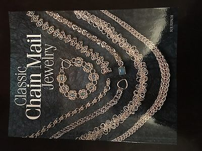 Classic Chain Mail Jewellery Book by Sue Ripsch