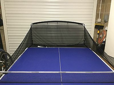 Joola Carbon Fiber Table Tennis / Ping Pong Ball Catch Net - 2016 Edition (New)