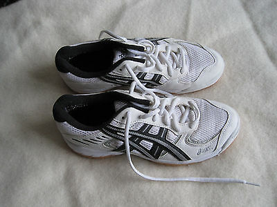 Asics squash or badminton non-marking shoes - size 5