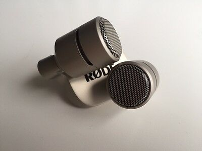 Rode iXY Recording Microphone for iPhone/iPad