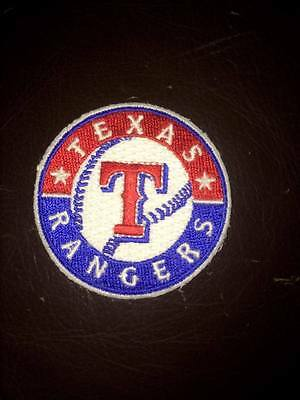 Texas Rangers Official baseball MLB sew on/iron on patch