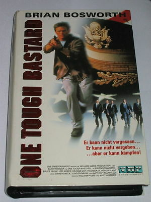 VMP 6533 - one... - VHS/Action/Brian Bosworth/Bruce Payne/Hartbox