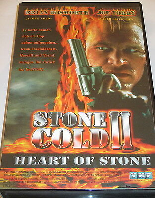 VMP 6548 - Stone Cold 2 - VHS/Action/Brian Bosworth/Brion James