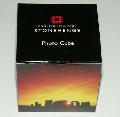 English Heritage STONEHENGE Photo Cube