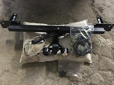 Rover 75 Saloon GENUINE ROVER Swan Neck Tow Bar & Wiring Kit EXTREMELY RARE
