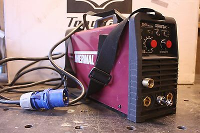 THERMAL ARC 201TS 110/230V  TIG and MMA WELDER