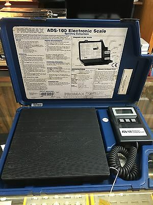 Promax ADS-100 Electronic Refrigerant Scale 200lb