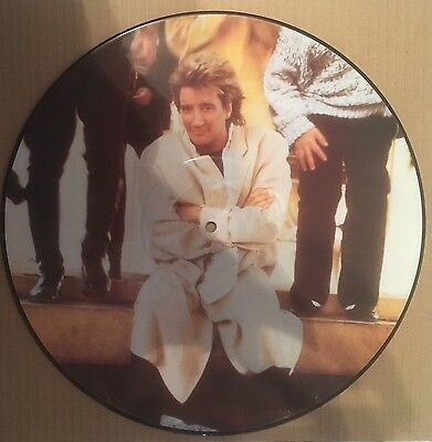 ROD STEWART - LOVE TOUCH  - LIMITED EDITION 12' Picture Disc  ... Best