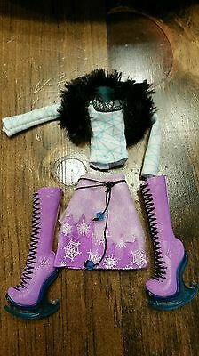 Abbey Bominable Monster High Fashion Pack
