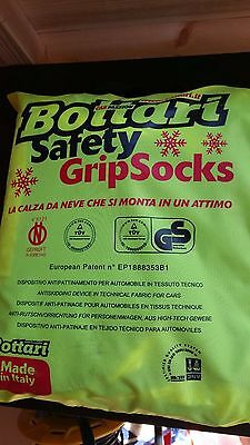 Bottari Safety Grip Wheel Socks  GT 83  Audi Mercedes VW BMW