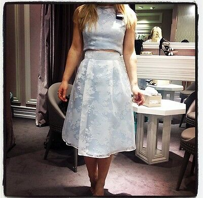Coast Two Piece Skirt And Top