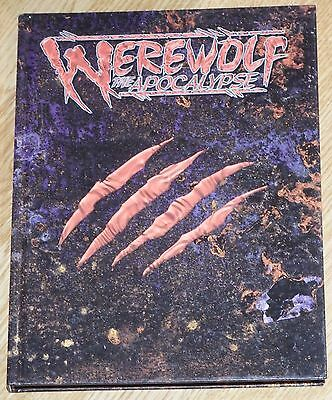 Werewolf: The Apocalypse – Revised Core Rules