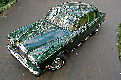 1976 Rolls-Royce Silver Shadow Sedan Great color combination Califor car most of its life. Collector owned since 2009