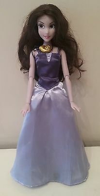 The Disney Store Vanessa The Little Mermaid Ursula The Sea Witch Rare Doll