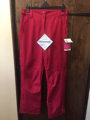 Women's Ski Trousers Size 14