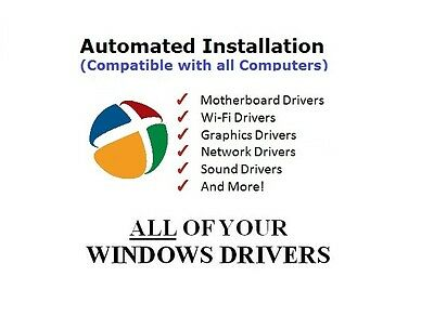 Windows DriverPack Automatically Install & Update Drivers for XP/Vista/7/8.1&10