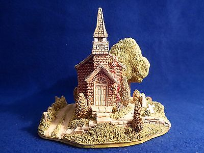 Lilliput Lane COUNTRY CHURCH American Landmarks 1989