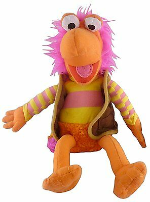 "11"" Fraggle Rock Soft Plush Toy - Gobo"