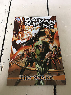 Batman and the Outsiders: The Snare DC TP