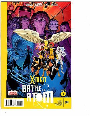 Lot Of 10 X-Men Battle Of The Atom Marvel Comics # 1 2 3 4 5 6 7 8 9 10 J209
