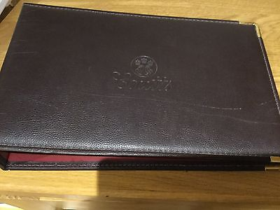Coutts Bank Statement Folder