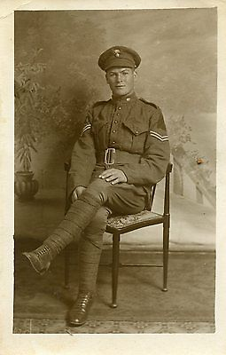 87th Battalion (Canadian Grenadier Guards), CEF - Montreal Soldier