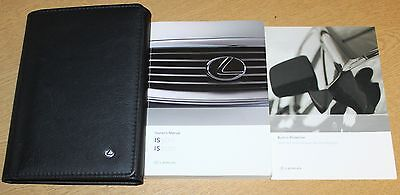 Lexus Is300 Is200 Handbook Owners Manual Wallet 2001-2005 Pack 5422
